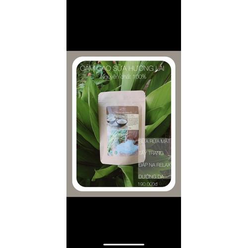 Bột cám gạo sữa hương lài MEA ORGANIC 110g - 7644448 , 18638058 , 15_18638058 , 175000 , Bot-cam-gao-sua-huong-lai-MEA-ORGANIC-110g-15_18638058 , sendo.vn , Bột cám gạo sữa hương lài MEA ORGANIC 110g
