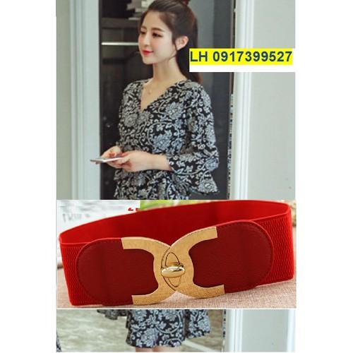 Thắt lưng nữ dây nịt nữ mang đầm váy thời trang Hàn Quốc L12TL1903