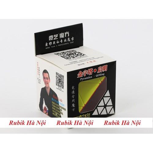 Rubik Pyraminx Qiyi Qiming Stickerless