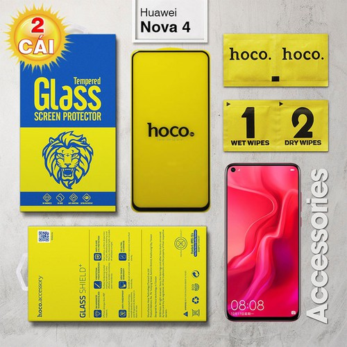 Combo 2 cường lực Huawei Nova 4 Full Hoco đen - 7643800 , 18633766 , 15_18633766 , 159000 , Combo-2-cuong-luc-Huawei-Nova-4-Full-Hoco-den-15_18633766 , sendo.vn , Combo 2 cường lực Huawei Nova 4 Full Hoco đen