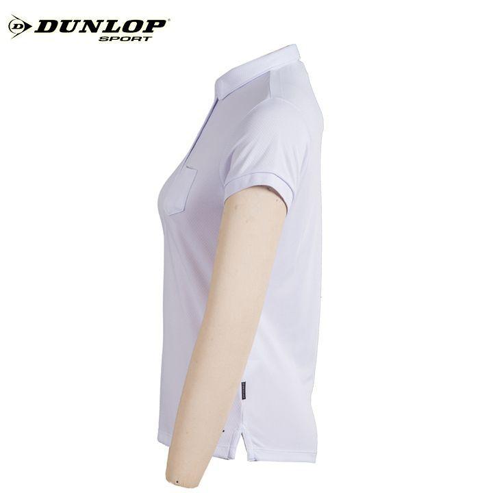 Mặt bên Áo Tennis Nữ Dunlop DATES8032