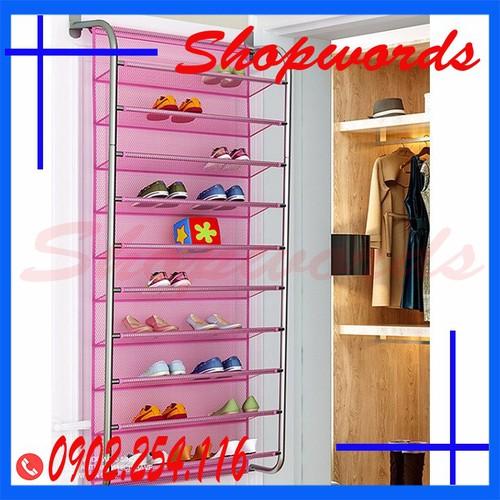 tủ đựng giày - giá để giày thông mình