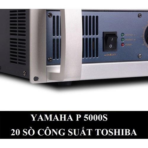 Cục đẩy công suất YAMAHA P5000S