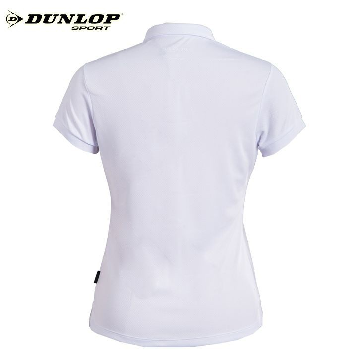 Mặt sau Áo Tennis Nữ Dunlop DATES8032