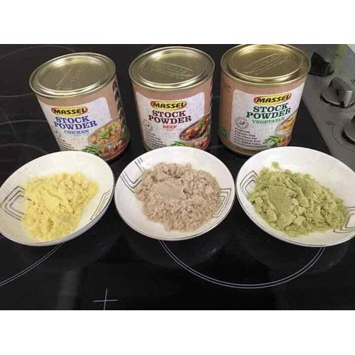 Hạt nêm Massel 100 không bột ngọt của Úc