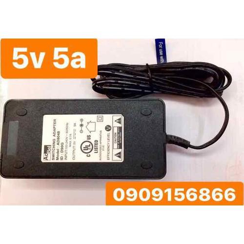 nguồn 5v 5a adapter