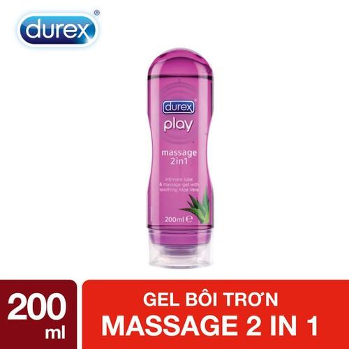 Gel durex massage 200ml