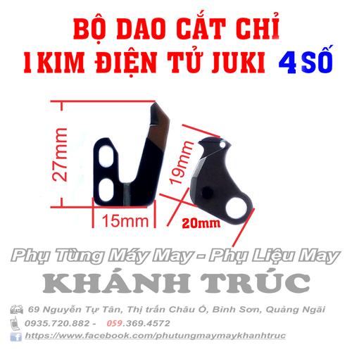 BỘ DAO CẮT CHỈ 1kim điện tử Juki 4 số máy may công nghiệp - 8995228 , 18644811 , 15_18644811 , 86000 , BO-DAO-CAT-CHI-1kim-dien-tu-Juki-4-so-may-may-cong-nghiep-15_18644811 , sendo.vn , BỘ DAO CẮT CHỈ 1kim điện tử Juki 4 số máy may công nghiệp