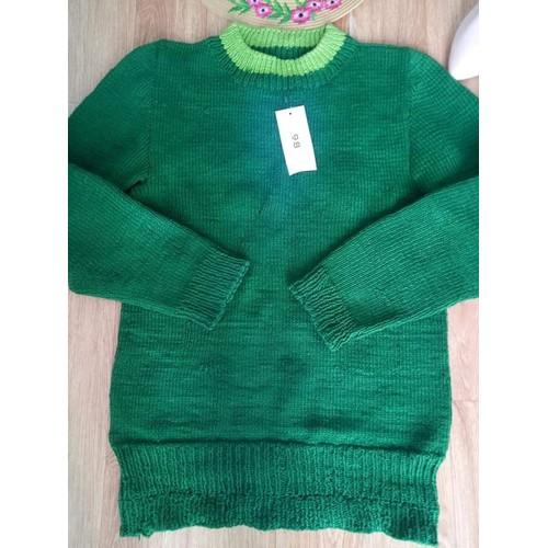 Tặng son xịn khi mua Áo len dày 2 lớp viền cổ nổi bật vô cùng trẻ trung & sang chảnh