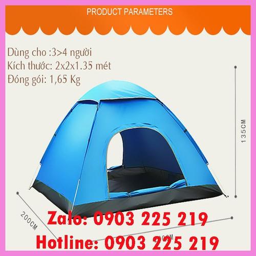 Lều cắm trại - lều du lịch