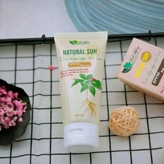 Kem chống nắng Linh Hương hàng chuẩn tặng sữa rửa mặt 165k