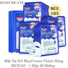 Hộp 20 Miếng Mặt Nạ HA MayCreate Nội Địa Trung - MAN01