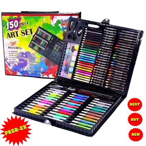 Hộp Màu Vẽ 150|Hộp bút màu đa năng|HỘP BÚT MÀU CHO BÉ - 7773243 , 18655415 , 15_18655415 , 229000 , Hop-Mau-Ve-150Hop-but-mau-da-nangHOP-BUT-MAU-CHO-BE-15_18655415 , sendo.vn , Hộp Màu Vẽ 150|Hộp bút màu đa năng|HỘP BÚT MÀU CHO BÉ