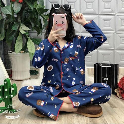 Đồ bộ pijama kate