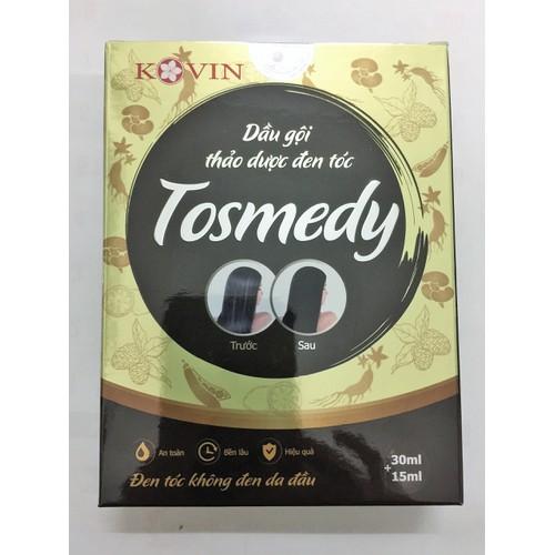 Combo 5 hộp dầu gội thảo dược đen tóc nhuộm tóc thảo dược Tosmedy - 8993127 , 18642240 , 15_18642240 , 147000 , Combo-5-hop-dau-goi-thao-duoc-den-toc-nhuom-toc-thao-duoc-Tosmedy-15_18642240 , sendo.vn , Combo 5 hộp dầu gội thảo dược đen tóc nhuộm tóc thảo dược Tosmedy