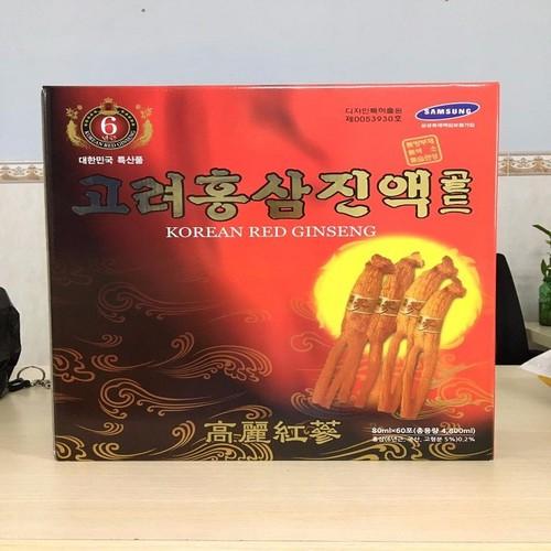 Nước hồng sâm Hàn Quốc