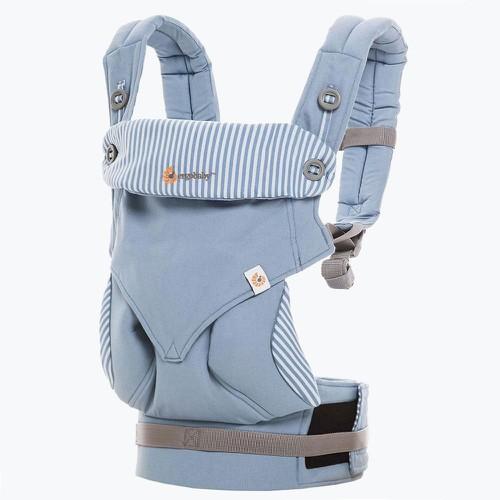 Địu em bé trợ lực 4 tư thế Ergobaby 4 Position 360 Baby Carrier - Azure Blue - 8996991 , 18648159 , 15_18648159 , 590000 , Diu-em-be-tro-luc-4-tu-the-Ergobaby-4-Position-360-Baby-Carrier-Azure-Blue-15_18648159 , sendo.vn , Địu em bé trợ lực 4 tư thế Ergobaby 4 Position 360 Baby Carrier - Azure Blue
