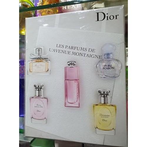 Set Dior 5 Pc - Bộ nước hoa Dior 5 chai - 8995746 , 18645914 , 15_18645914 , 1950000 , Set-Dior-5-Pc-Bo-nuoc-hoa-Dior-5-chai-15_18645914 , sendo.vn , Set Dior 5 Pc - Bộ nước hoa Dior 5 chai