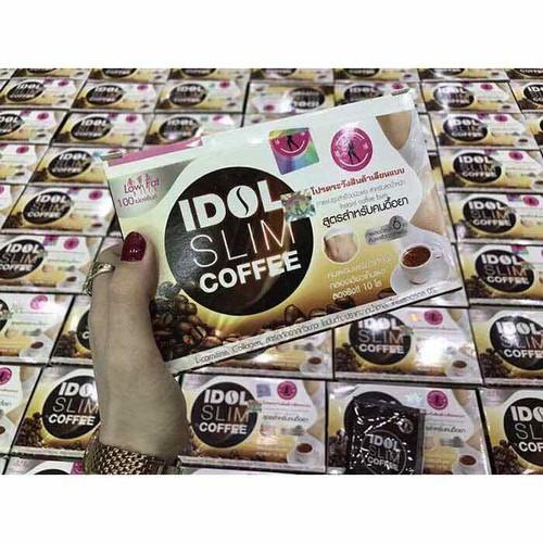 Bộ 3 Cà Phê Giảm Cân Idol Slim coffee - Thái Lan - 9001188 , 18654846 , 15_18654846 , 285000 , Bo-3-Ca-Phe-Giam-Can-Idol-Slim-coffee-Thai-Lan-15_18654846 , sendo.vn , Bộ 3 Cà Phê Giảm Cân Idol Slim coffee - Thái Lan