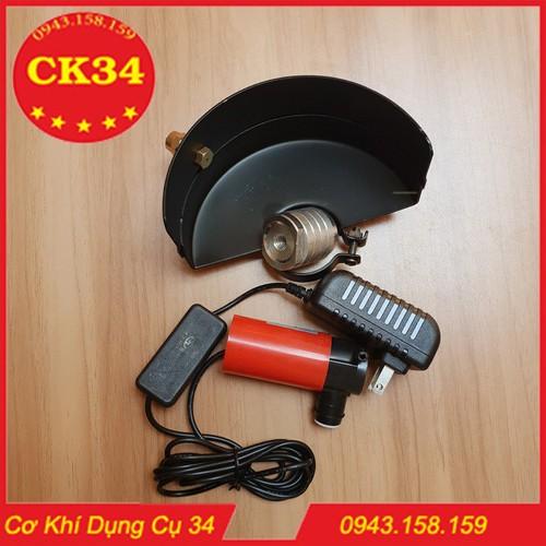 Bộ chuyển máy mài thành máy cắt rãnh tường + Máy bơm mini 12v - 8995638 , 18645518 , 15_18645518 , 399000 , Bo-chuyen-may-mai-thanh-may-cat-ranh-tuong-May-bom-mini-12v-15_18645518 , sendo.vn , Bộ chuyển máy mài thành máy cắt rãnh tường + Máy bơm mini 12v