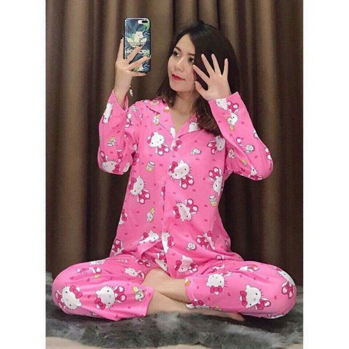 Bộ pijama dễ thương