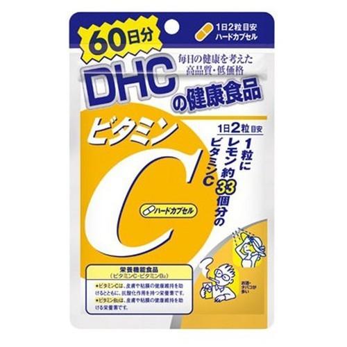 Viên uống Vitamin C DHC 60 ngày 120 viên