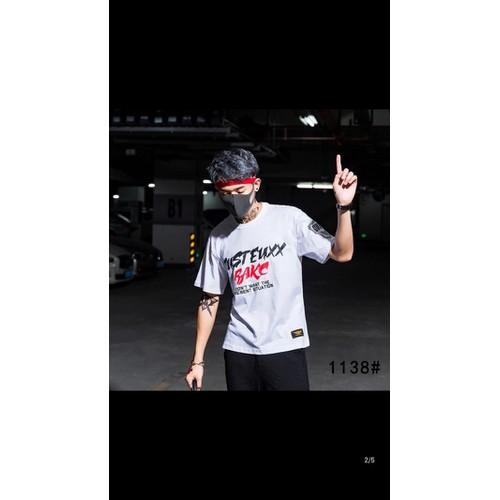 áo thun nam hiphop