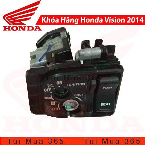 Ổ Khóa Từ Hãng Honda Vision 2014