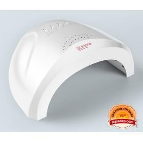 Máy sấy hơ gel sơn móng tay xịn SUNone hong khô Công nghệ LED UV - Hàng chuẩn cho quán NAIL - Agiadep464
