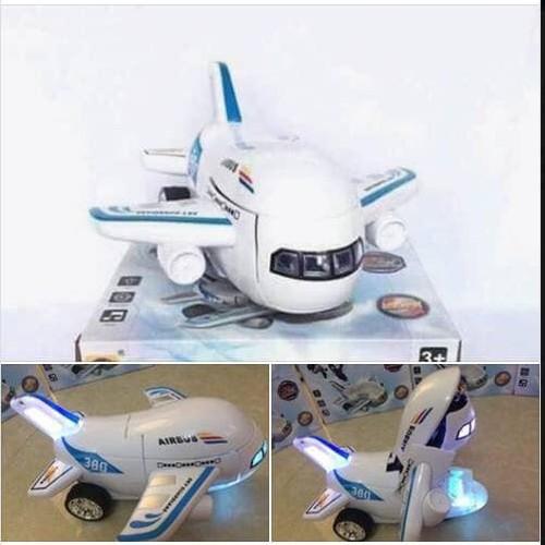Máy Bay Biến Hình Thành Robot Phát Nhạc Vui Nhộn Cho Bé - 9001036 , 18654451 , 15_18654451 , 150000 , May-Bay-Bien-Hinh-Thanh-Robot-Phat-Nhac-Vui-Nhon-Cho-Be-15_18654451 , sendo.vn , Máy Bay Biến Hình Thành Robot Phát Nhạc Vui Nhộn Cho Bé