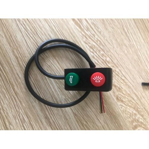 Công tắc đèn còi cho xe điện & xe máy