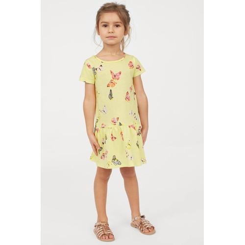 Váy bé gái hoạ tiết bướm - hàng nhập Mỹ