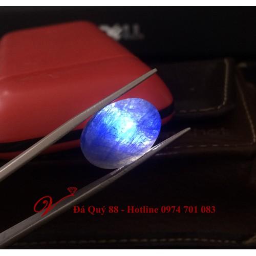 Viên đá saphia tự nhiên xanh lam đậm thông đèn 17,76ct - 7711188 , 17819811 , 15_17819811 , 2500000 , Vien-da-saphia-tu-nhien-xanh-lam-dam-thong-den-1776ct-15_17819811 , sendo.vn , Viên đá saphia tự nhiên xanh lam đậm thông đèn 17,76ct