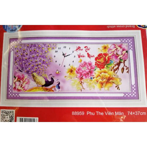 Tranh thêu chữ thập Phu thê viên mãn - 7712925 , 17826048 , 15_17826048 , 110000 , Tranh-theu-chu-thap-Phu-the-vien-man-15_17826048 , sendo.vn , Tranh thêu chữ thập Phu thê viên mãn