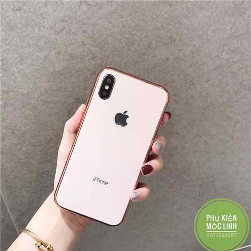 Ốp iphone X tráng gương - 7610765 , 17834718 , 15_17834718 , 59000 , Op-iphone-X-trang-guong-15_17834718 , sendo.vn , Ốp iphone X tráng gương