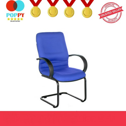 Ghế Phòng Họp Lưng Trung PP29603 Xanh