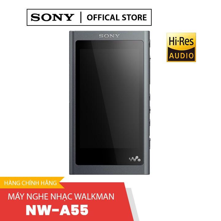 Hi-res Sony Walkman NW-A55