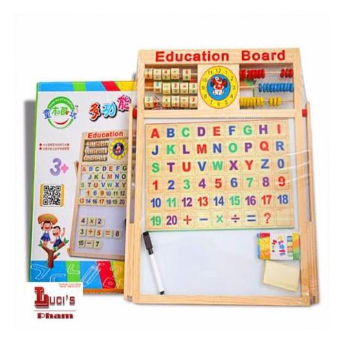 Bảng học chữ nam châm 2 mặt cho bé - 7709571 , 17815350 , 15_17815350 , 128000 , Bang-hoc-chu-nam-cham-2-mat-cho-be-15_17815350 , sendo.vn , Bảng học chữ nam châm 2 mặt cho bé