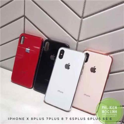 Ốp iphone tráng gương cho iphone XS