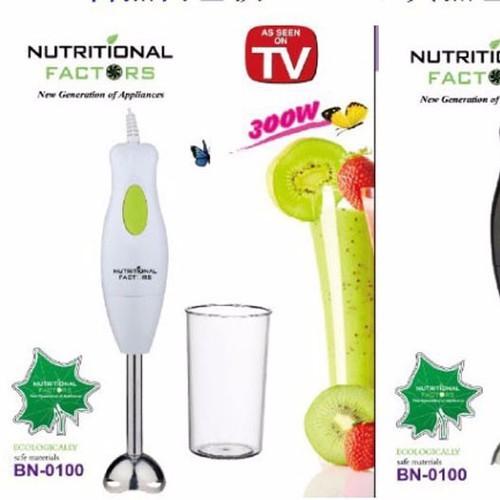Máy xay cầm tay Nutritionl Factors - 4746812 , 17832897 , 15_17832897 , 295000 , May-xay-cam-tay-Nutritionl-Factors-15_17832897 , sendo.vn , Máy xay cầm tay Nutritionl Factors
