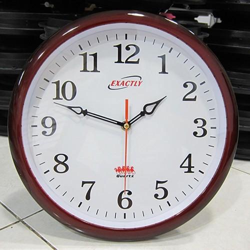 Đồng hồ treo tường Exactly U450 Nâu - 8395417 , 17833764 , 15_17833764 , 141000 , Dong-ho-treo-tuong-Exactly-U450-Nau-15_17833764 , sendo.vn , Đồng hồ treo tường Exactly U450 Nâu