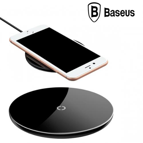 Đế sạc nhanh không dây Baseus CCALL-JK01 5W-7.5W, Qi Wireless Quick Charger-Hàng Nhập Khẩu