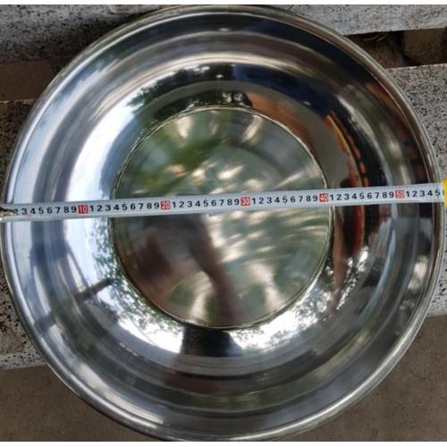 Bộ 2 thau inox 32cm