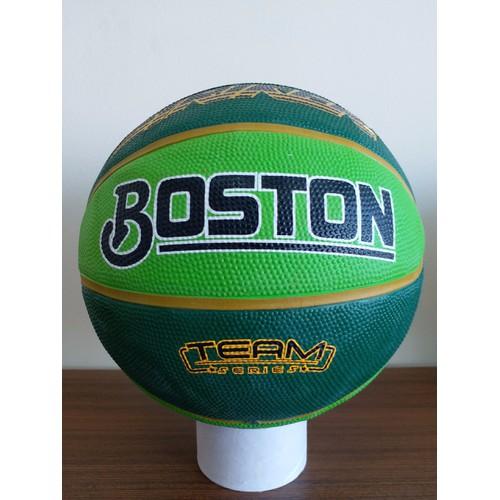 Quả bóng rổ Cao su NBA nhiều màu hàng VNXK size 7, giao màu ngẫu nhiên
