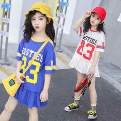 Đầm thể thao bé gái