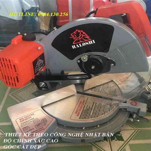 Máy cắt nhôm Haloshi- Máy Cắt