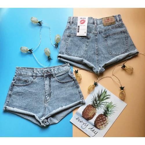 Quần short jeans nữ cực hot