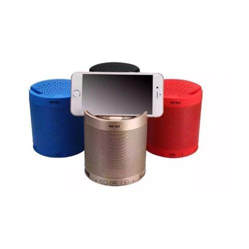 Loa Bluetooth Q3 Kiêm Giá Đỡ Điện Thoại