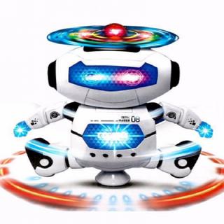 Đồ Chơi Robot Thông Minh Xoay 360 - Rô bốt thông minh xoay 360 thumbnail