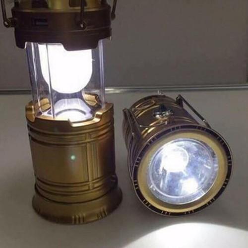 Đèn rút tích điện